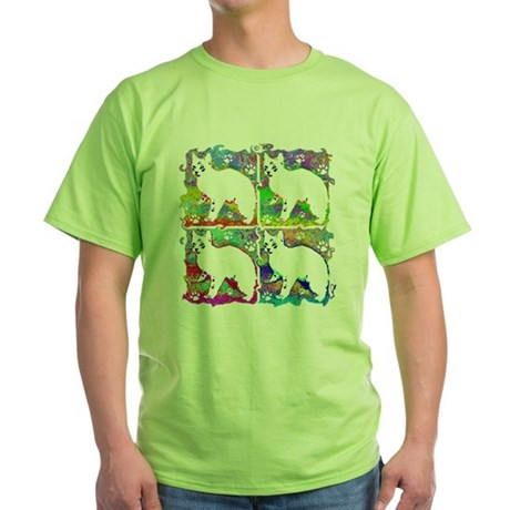 Little One Spring Green T-Shirt