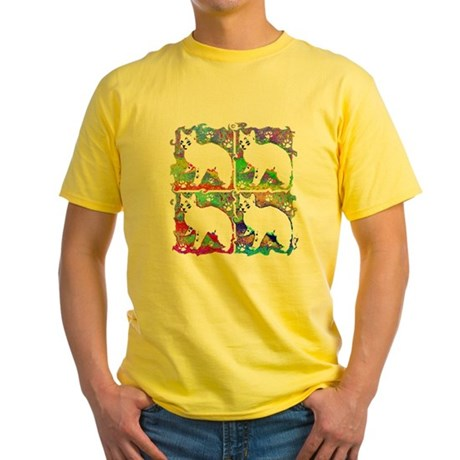 Little One Spring Yellow T-Shirt