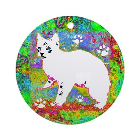 Little One Spring Ornament (Round)