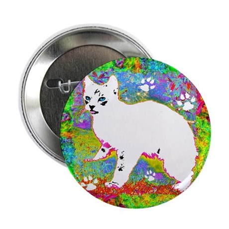 "Little One Spring 2.25"" Button"