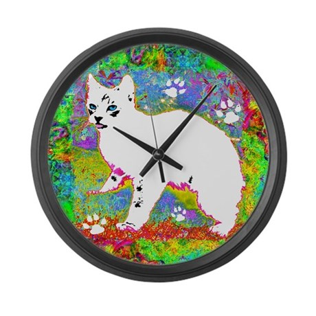 Little One Spring Large Wall Clock