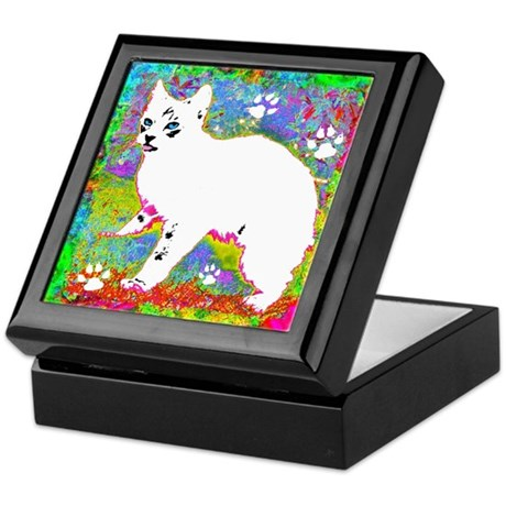 Little One Spring Keepsake Box