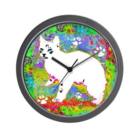Little One Spring Wall Clock