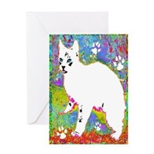 Little One Spring Greeting Card