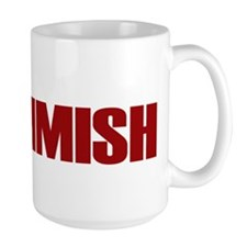 Commish (Red) Coffee Mug