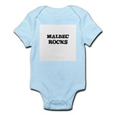 MALBEC ROCKS Infant Creeper