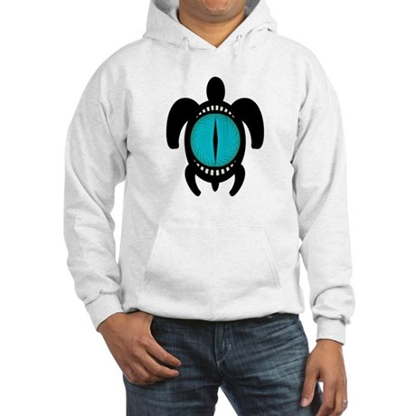Cat's Eye Turtle Hooded Sweatshirt