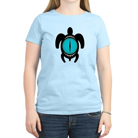 Cat's Eye Turtle Women's Light T-Shirt