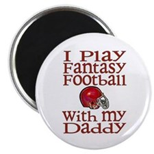 Fantasy Football with Daddy Magnet