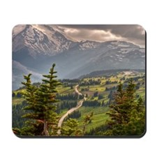 Unique Pacific northwest Mousepad