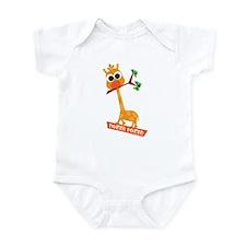 Giraffe Tower Power Infant Bodysuit