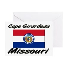 Cape Girardeau Missouri Greeting Cards (Pk of 20)