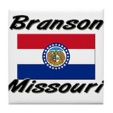 Branson Missouri Tile Coaster