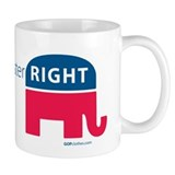 Mister RIGHT Mug