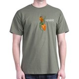 Habanero Persuasion Black T-Shirt