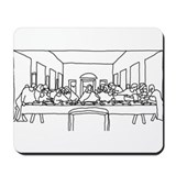 The Last Supper - Mousepad