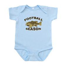 FOOTBALL SEASON Infant Bodysuit