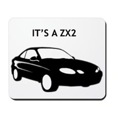 """It's a ZX2"" Mousepad"