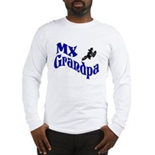 Mx Grandpa Long Sleeve T-Shirt