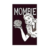 Mombie ~ Zombie Mother  Aufkleber