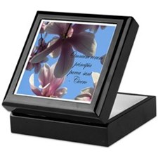 Cicero Small Beginnings Keepsake Box