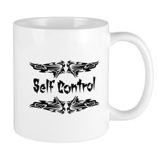 Martial Arts Self Control Mug