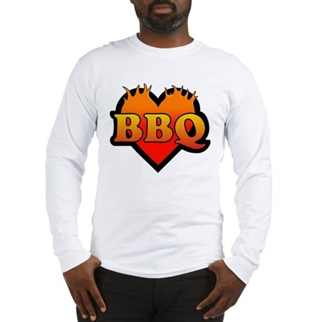 BBQ Love Long Sleeve T-Shirt