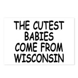 The cutest babies come from Wisconsin Postcards (P
