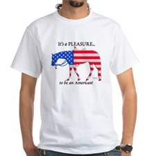 Patriotic Western Pleasure Shirt