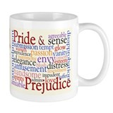 Pride and Prejudice Small Mug