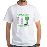 Go Green Convenient Excuse - Shirt