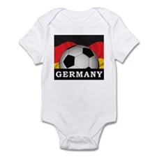 Germany Football Infant Bodysuit
