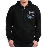 Jazz Zip Hoodie (dark)
