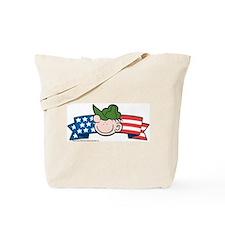 Star-Spangled Beetle Banner Tote Bag