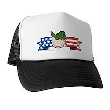 Star-Spangled Beetle Banner Trucker Hat