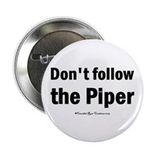 "The Piper 2.25"" Button"