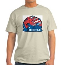 Angry Sarge Red, White, and B Light T-Shirt