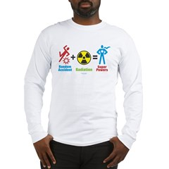Super Powers Long Sleeve T-Shirt