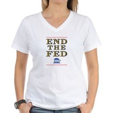 "End the Fed ""Ron Paul Edition Shirt"