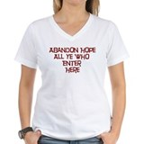 Abandon Hope All Ye Who Enter Shirt