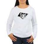Ceiling Cat - No Text Women's Long Sleeve T-Shirt