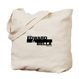Edward &amp; Bella (The Lion &amp; th Tote Bag