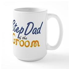 Step Dad of the Groom Mug