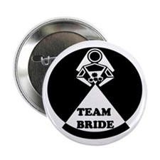 "Team Bride 2.25"" Button (100 pack)"