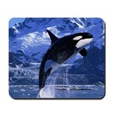 Whale Mousepad
