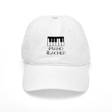 Piano Music Teacher Cap