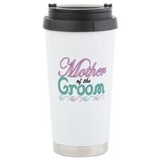 Mother of the Groom Ceramic Travel Mug