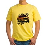 1966 Mustang Yellow T-Shirt