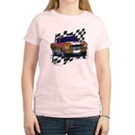 1966 Mustang Women's Light T-Shirt