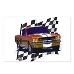 1966 Mustang Postcards (Package of 8)